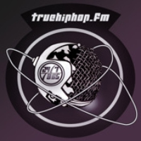 Logo of radio station TrueHipHop.FM