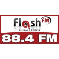 Logo de la radio Flash FM 88.4 Couvin