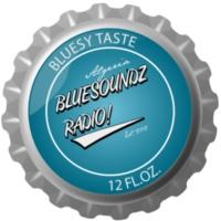 Logo of radio station Bluesoundz Radio