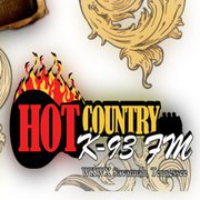 Logo de la radio WKWX Hot Country