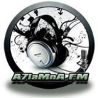 Logo of radio station Radio A7lamna FM Egypt
