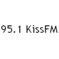Logo of radio station Kiss FM 95.1