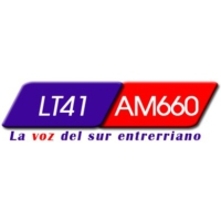Logo of radio station LT41