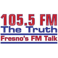 Logo of radio station KJZN The Truth 105.5