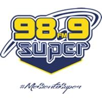 Logo of radio station XHERL Super 98.9