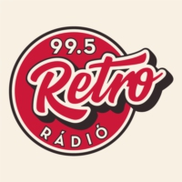 Logo of radio station 99.5 Retro Rádió