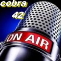 Logo of radio station cobra42