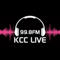 Logo of radio station KCC Live