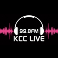 Logo of radio station KCC Live