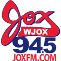 Logo of radio station WJOX Jox 94.5