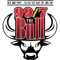Logo of radio station KMTK New Country 99/7 The Bull