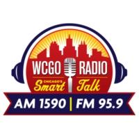 Logo of radio station 1590 AM WCGO