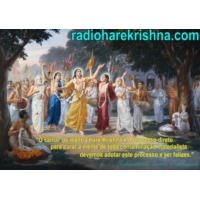 Logo of radio station Radio Hare Krishna