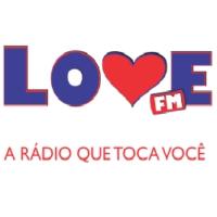 Logo de la radio Love Fm Brasil