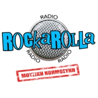 Logo of radio station RockaRolla Radio