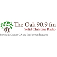 Logo of radio station WOAK