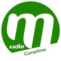 Logo de la radio M Radio Comptines