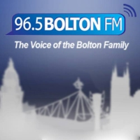 Logo of radio station Bolton FM