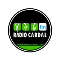 Logo of radio station Rádio Cardal 87.6 FM