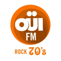 Logo of radio station OÜI FM Rock 70's