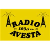 Logo of radio station Radio Avesta 103.5