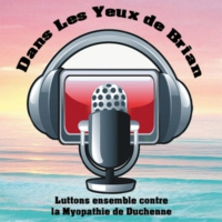 Logo de la radio DANS LES YEUX DE BRIAN