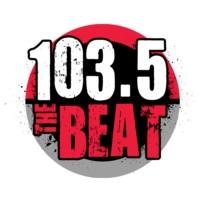 Logo of radio station WMIB 103.5 The Beat