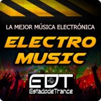 Logo of radio station Dance Radio EDT