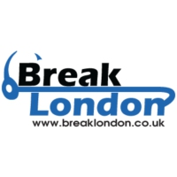 Logo of radio station Break London