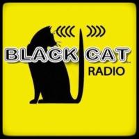 Logo of radio station Black Cat Radio