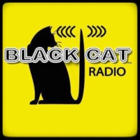 Logo of radio station Black Cat Radio