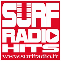 Logo of radio station Surf Radio Hits