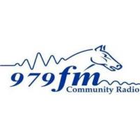 Logo de la radio 97.9 FM Melton Radio