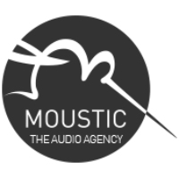 Logo of radio station Moustic'AIR