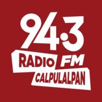 Logo of radio station XHCAL Radio Calpulalpan 94.3 FM