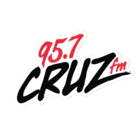 Logo of radio station CKEA-FM 95.7 CRUZ FM