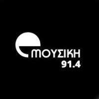 Logo of radio station ΜΩΒ 91.4 FM
