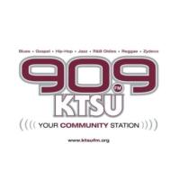 Logo de la radio KTSU 90.9 FM