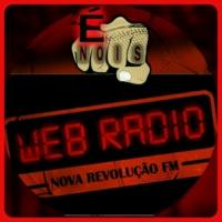 Logo of radio station Rádio Nova Revolução