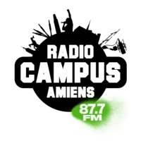 Logo of radio station Radio Campus Amiens 87.7 FM