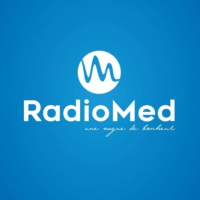 Logo of radio station الإستقبال - Radio Med