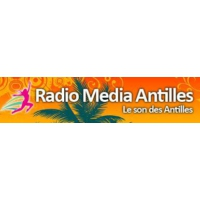 Logo of radio station Radio Média Antilles