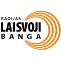 Logo of radio station Laisvoji Banga