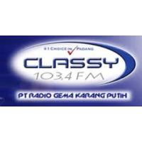 Logo of radio station Classy 103.4