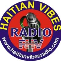 Logo de la radio Haitian-Vibes Radio