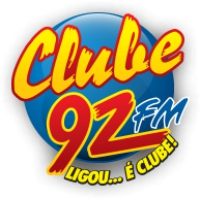 Logo of radio station Radio Clube 92 FM