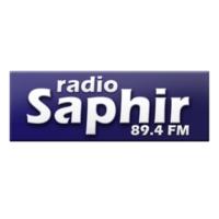 Logo of radio station RADIO SAPHIR GUADELOUPE