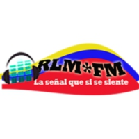 Logo of radio station RLM FM VENEZUELA