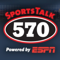 Logo of radio station WSPZ Sports Talk 570