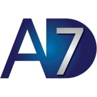 Logo de la radio Rádio AD7